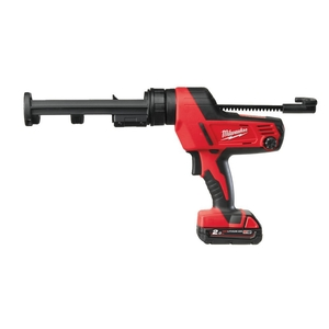 M18™ HEAVY DUTY Pistolet do klejenia akumulatorowy z pojemnikiem 310ml  MILWAUKEE M18 PCG/310-201